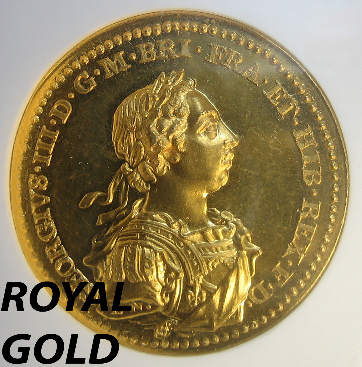 Royal Gold Coins