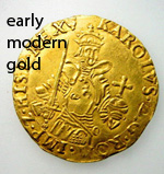 Early Modern Gold Coins