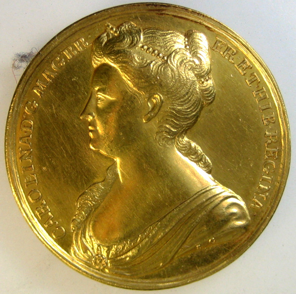 george coronation medal
